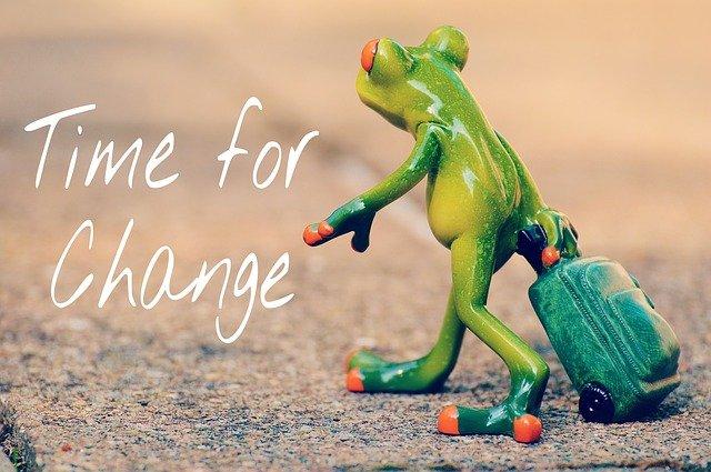 ニューノーマル時代の働き方は今後どう変るのか?:Time for change